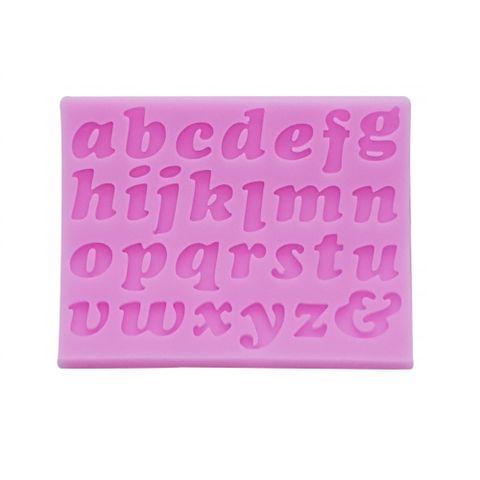 molde-de-silicone-alfabeto